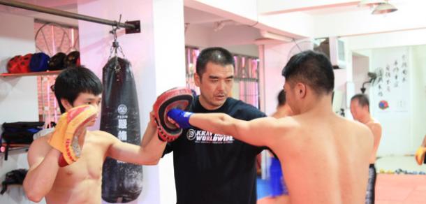认证拳击教练、自由搏击教练培训班